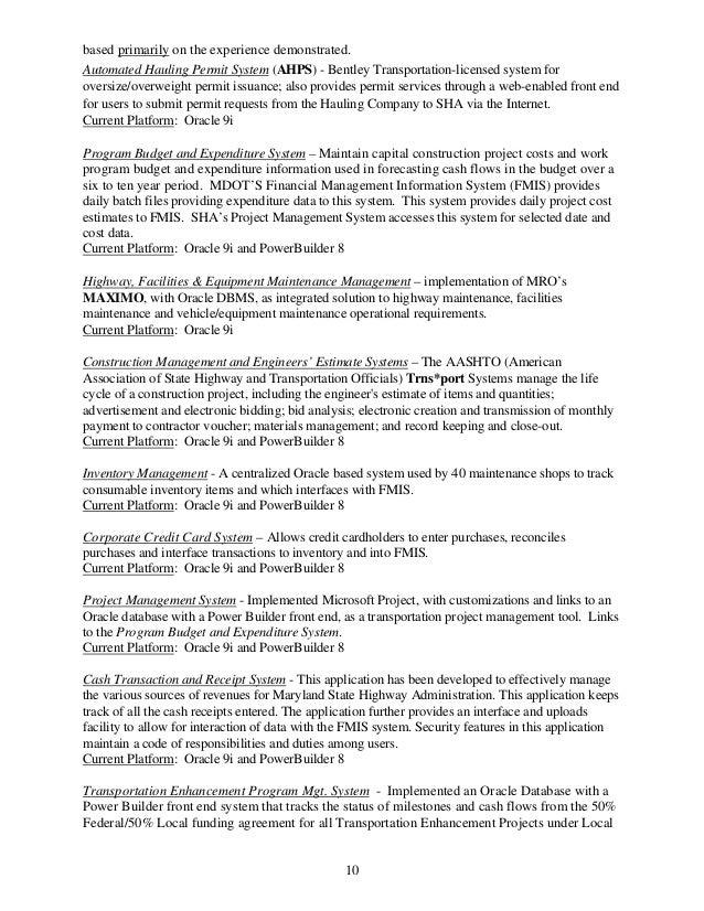 busser resume sample