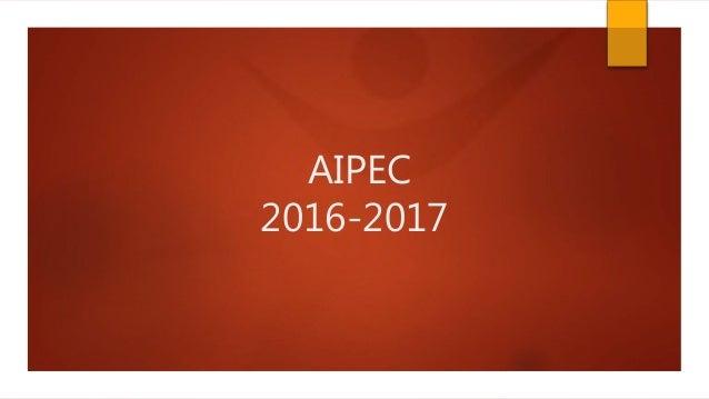 AIPEC 2016-2017
