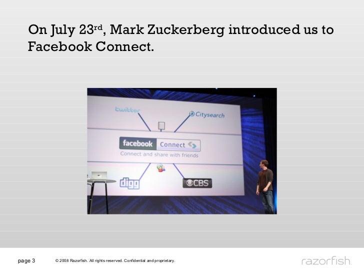Portable Social Graphs - Imagining their Potential Slide 3
