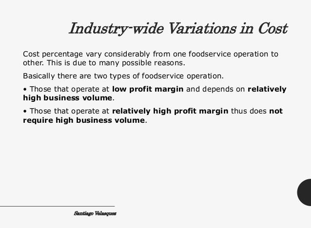 cost control in f b Beverage management: bar control procedures  hotel f&b profitability analysis and cost management – an asset manager's perspective back to full list.