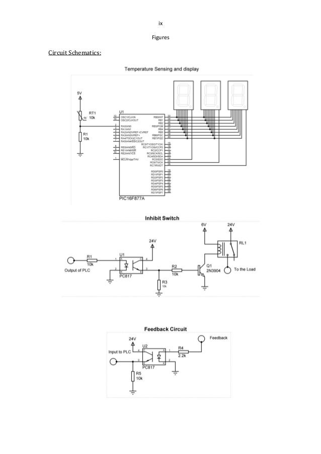 Report Plc Based Electrical Load Management System