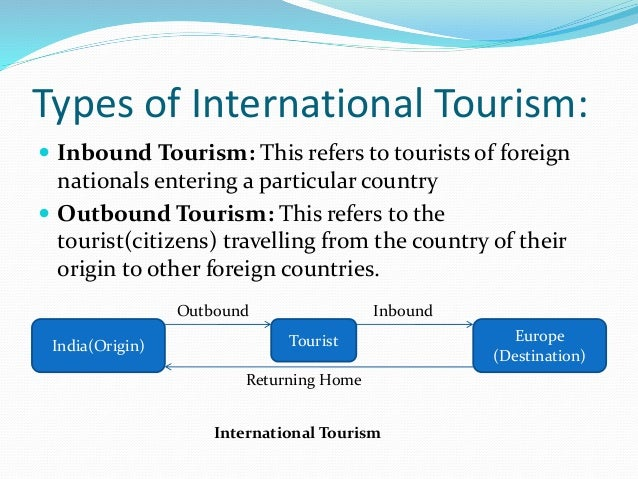 Tourism Regions of The World:  The United Nation World Tourism Organization(UNWTO) has didvided the world into six touris...