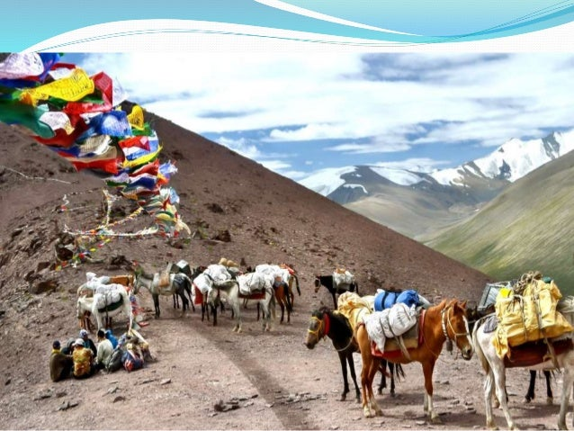  The silk route being one of the ancient roadways across mountains, deserts and lakes was one of the most popular route t...