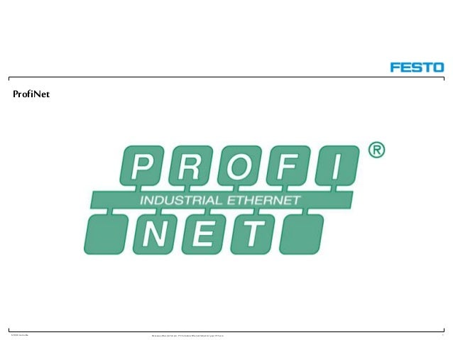 F-FR/W.Gomolka RéseauxetBusdeTerrain: P3: SolutionsEthernetIndustriel pourVT Festo ProfiNet 1