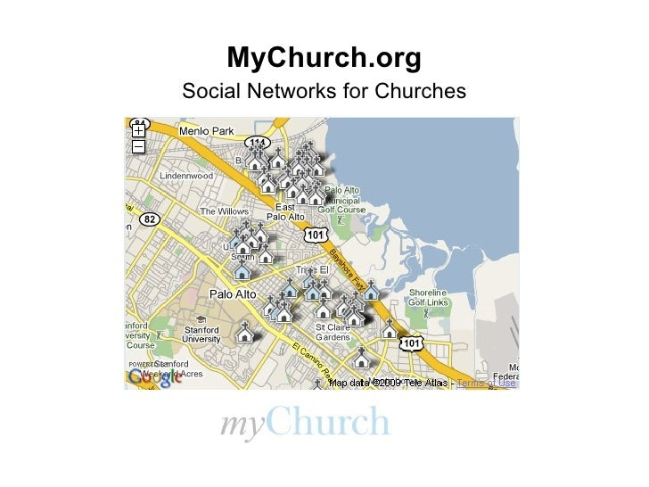 <ul><li>MyChurch.org </li></ul><ul><li>Social Networks for Churches </li></ul>