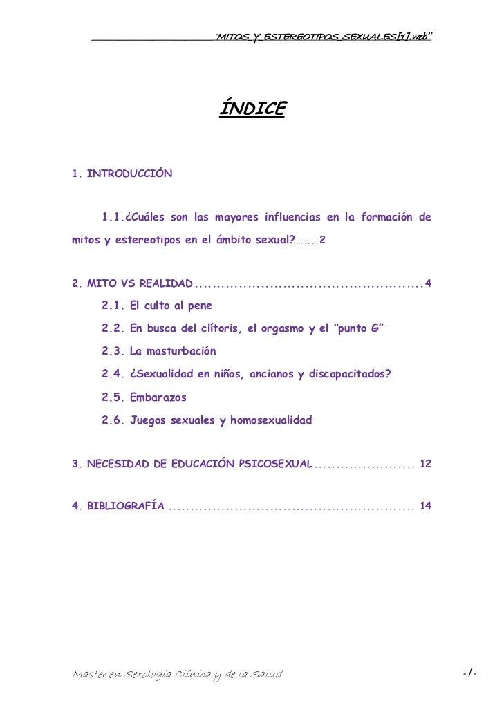 """______________________________""""MITOS_Y_ESTEREOTIPOS_SEXUALES[1].web""""                              ÍNDICE1. INTRODUCCIÓN   ..."""