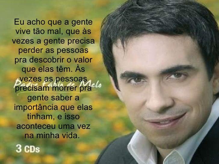 Facebook Frases De Amor De Padre Fbio De Melo Frases