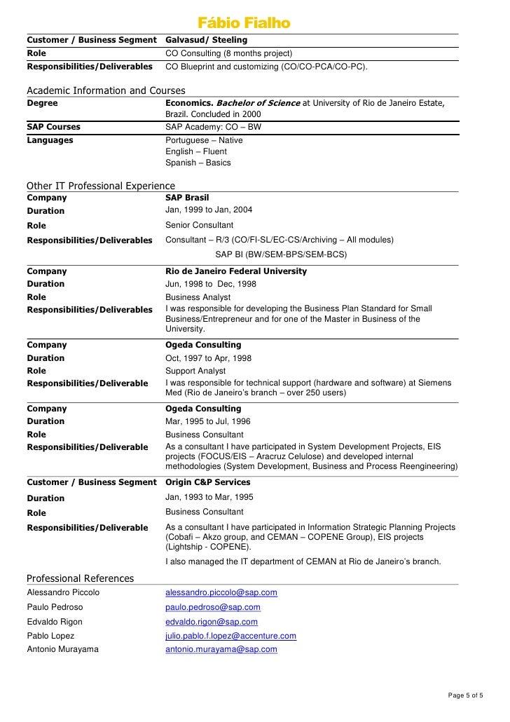 Fbio fialho english resume page 4 of 5 5 malvernweather Gallery