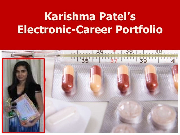 Karishma Patel'sElectronic-Career Portfolio
