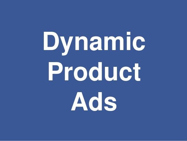 Dynamic Product Ads - Basics, Tipps & Tricks #AFBMC Slide 2