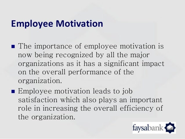 relationship between motivation and job satisfaction essays Keywords: job satisfaction, employees, organisational performance, company   here it is imperative to point out that the relationship between job satisfaction and   an essay concerning human understanding  smaller and much less  motivating in comparison with individual success, which is often, even.