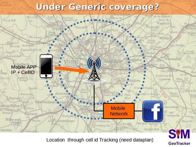 Facebook SIM Geotracker