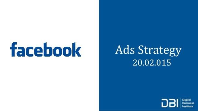 Ads Strategy 20.02.015