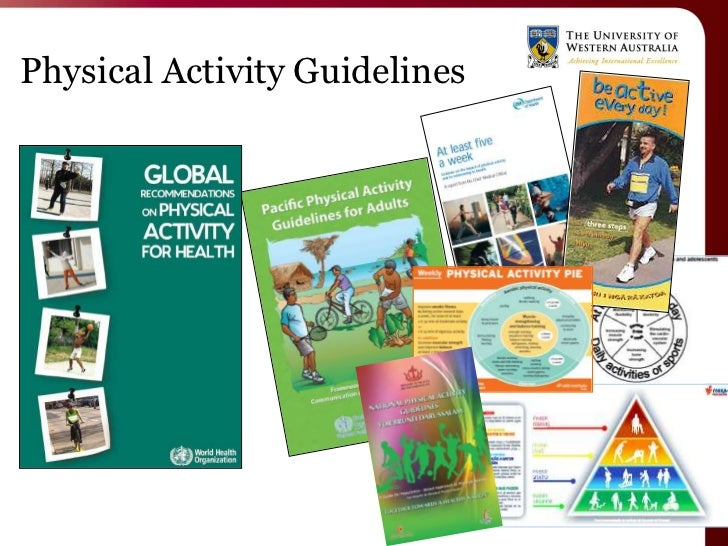 australia health strategy physical act guidelines