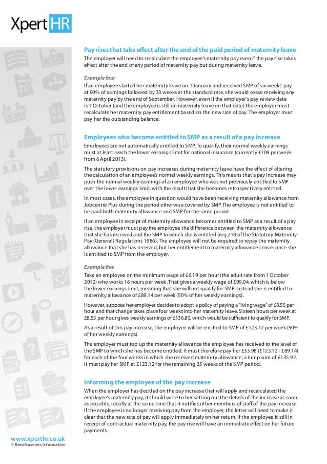 SlideShare  Pay Rise Letter To Employee