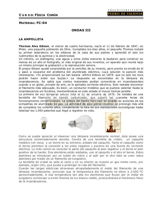 Ondas III (FC04 - PDV 2013)