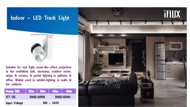 iFLUX B2B Presentation on LED Lighting.