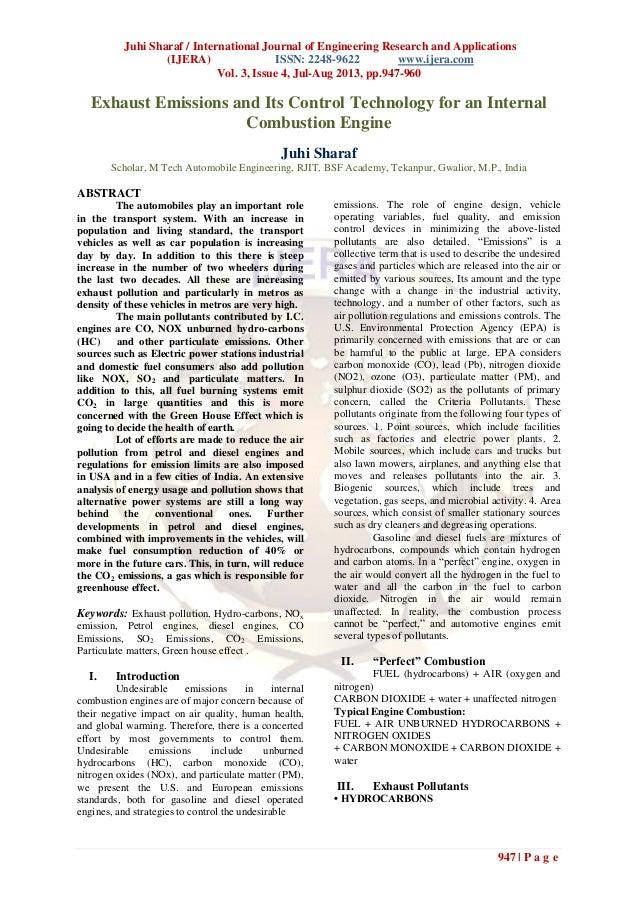 Juhi Sharaf / International Journal of Engineering Research and Applications (IJERA) ISSN: 2248-9622 www.ijera.com Vol. 3,...
