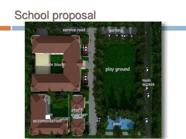 School proposal