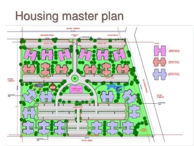 Housing master plan
