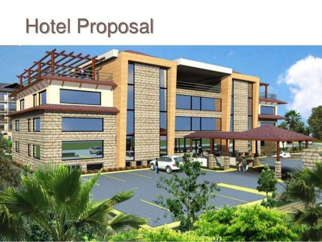 Hotel Proposal