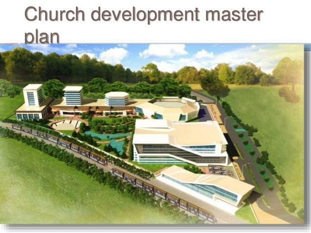 Church development master plan