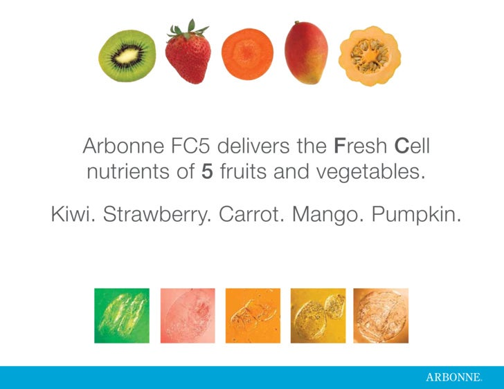 Arbonne Nature And Science