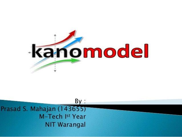 By : Prasad S. Mahajan (143655) M-Tech Ist Year NIT Warangal