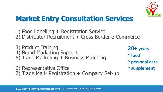Market Entry to HK & China (Regular Export & Cross Border e-Commerce)-linkedin Slide 2