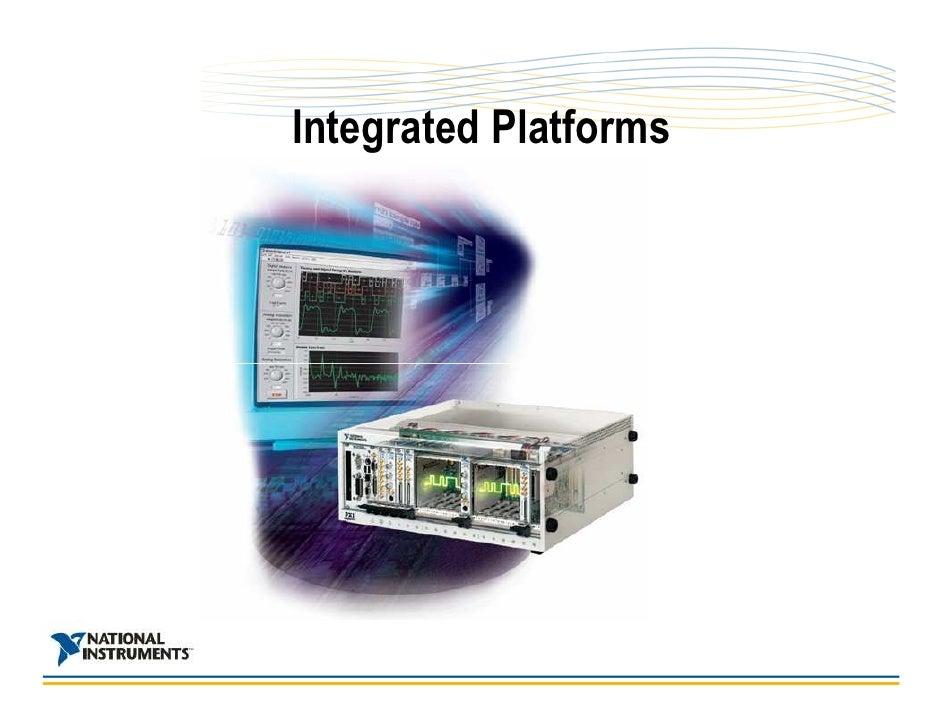 Integrated Platforms
