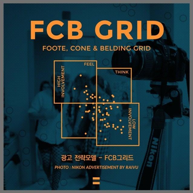 """FCB GRID, 광고 전략 모델"""