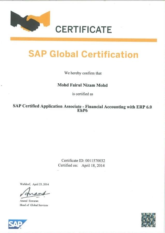 SAP Slide 1