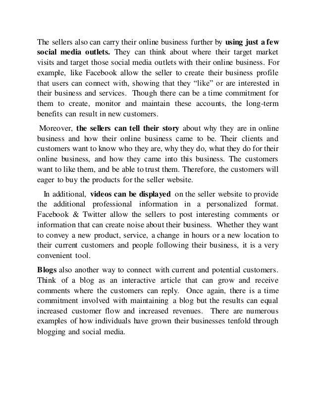 media awareness essay