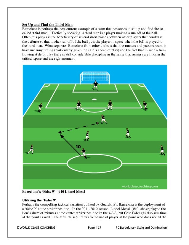 traditional center striker role either in characteristics or particularly in the role the player assumes within the format...