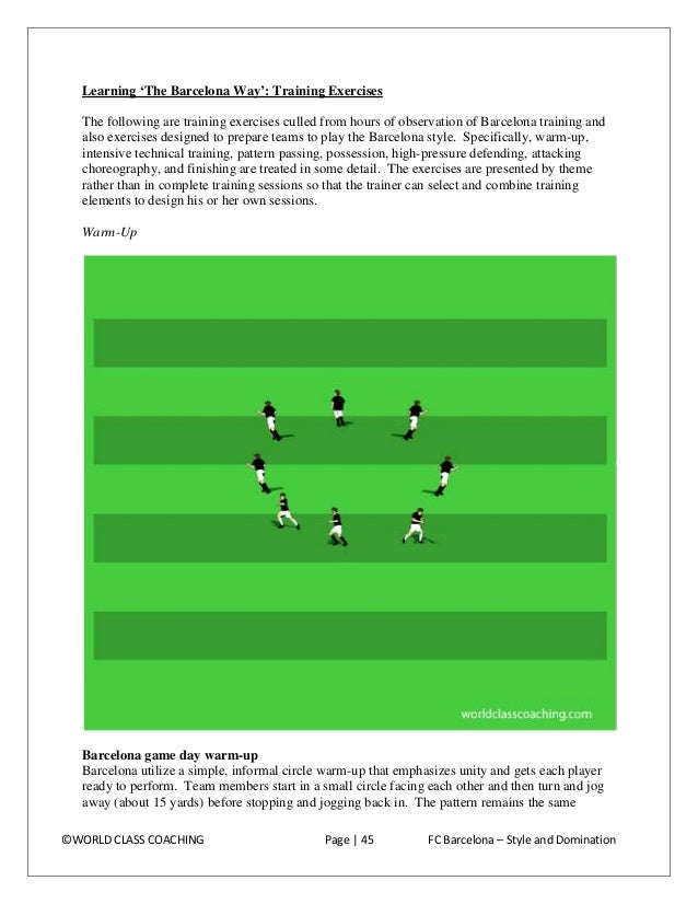 throughout, though players work through the following progression as they expand and shrink the circle: • heels up. • high...