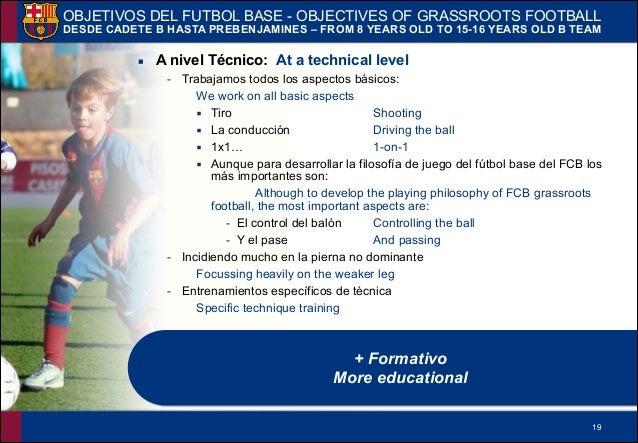 !19 ▪ A nivel Técnico: At a technical level - Trabajamos todos los aspectos básicos: We work on all basic aspects ▪ Tiro S...