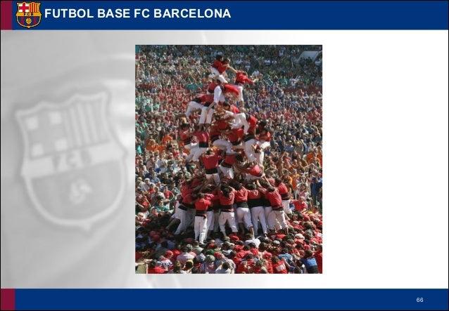 !66 FUTBOL BASE FC BARCELONA