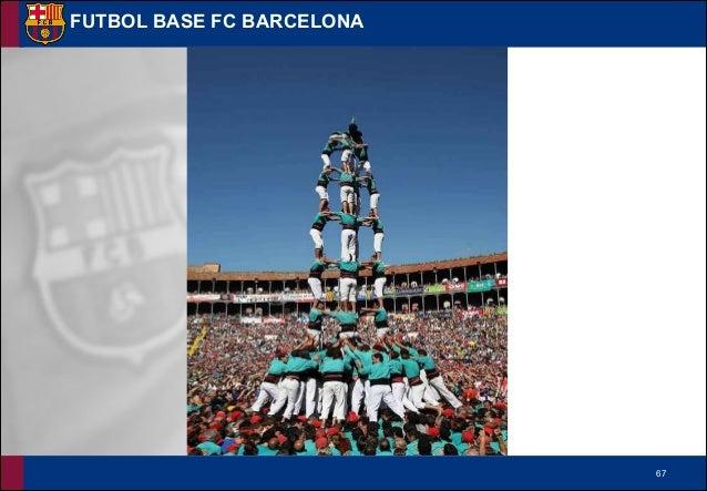 !67 FUTBOL BASE FC BARCELONA