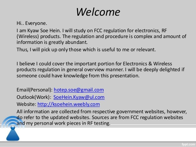 an analysis of the fcc e911 regulation The impact of the fcc's position on wireless e911 lynn acker an analysis of market and zoning regulations.