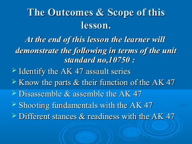 Automatic Kalashnikova 47