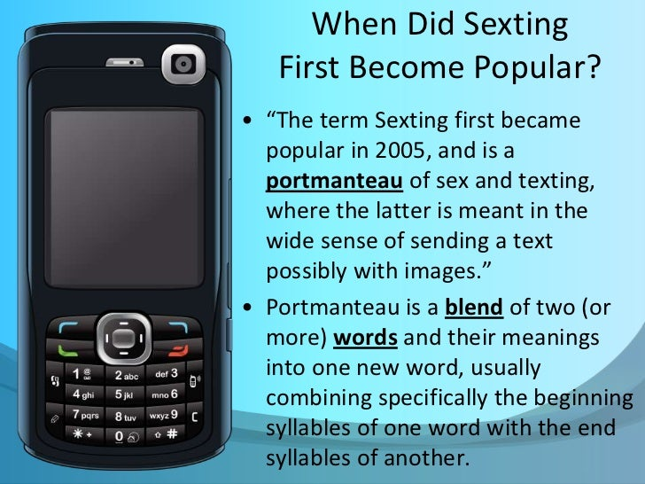 How to phone sexting