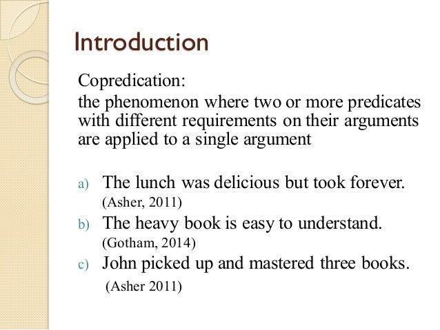 analyses of sandwich