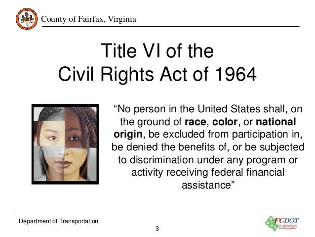 the objectives and impact of the us civil rights act of 1964 Civil rights act, (1964), comprehensive us legislation intended to end discrimination based on race, colour, religion, or national origin it is often called the most important us law on civil rights since reconstruction (1865–77) and is a hallmark of the american civil rights movementtitle i of the act guarantees equal voting rights by removing registration requirements and procedures.