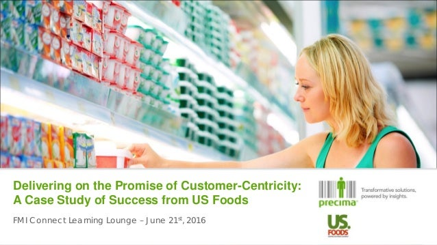 Delivering on the Promise of Customer-Centricity - Precima