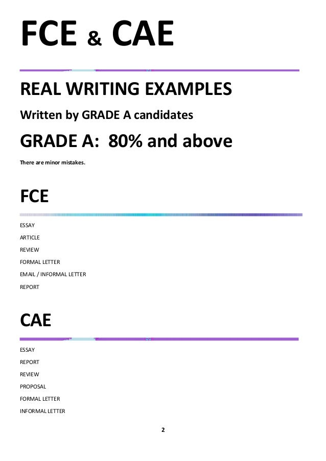 Fce cae real writing examples 2 2 fce cae real writing spiritdancerdesigns Gallery