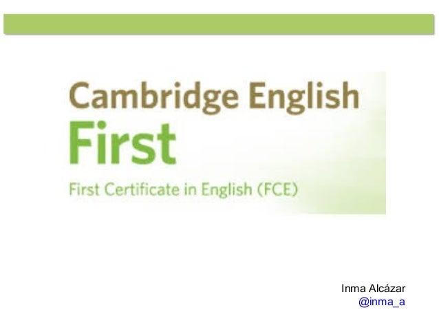 fce cambridge test