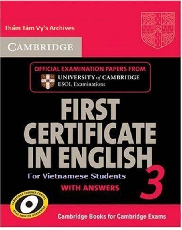 complete first certificate student's book pdf