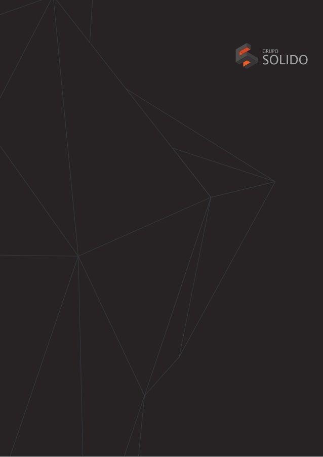 gruposolido.com.br Portfolio Tecnologia Soluções sob Medida Empresarial e Pessoal Servidores e Backup Treinamento Personal...