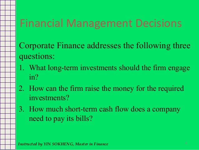 hw 1 fundamentals of corporate finance Finance career options: from ca to cfa   corporate finance,  it deals with fundamentals and economics of the financial markets,.