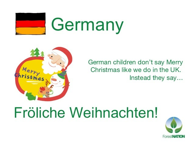german children dont say merrychristmas - Merry Christmas In German How To Say